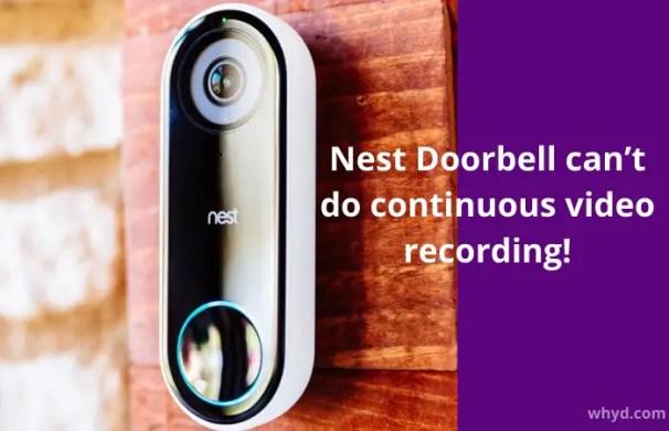 Nest Doorbell Cam