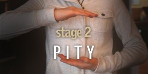 Stage 2: Pity