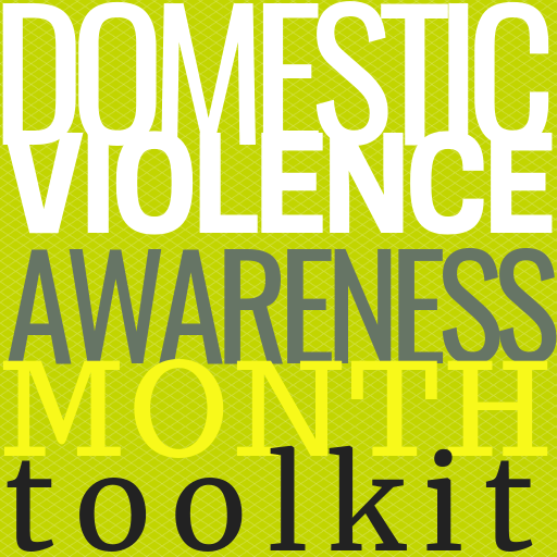 Domestic Violence Awareness Month Toolkit