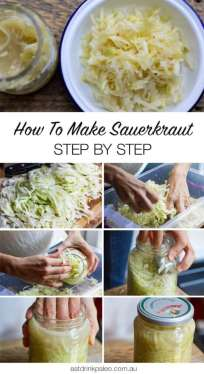 http://eatdrinkpaleo.com.au/quick-sauerkraut-recipe-step-step-photos/