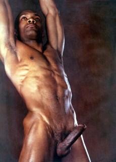 Preston Scott, MEN Magazine, May 2001. Photo credit Body Image Productions.