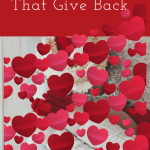 Valentines Gifts that Give Back