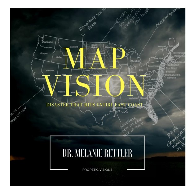 MAP! Confirmations! Open Vision Of A Disaster That Hits