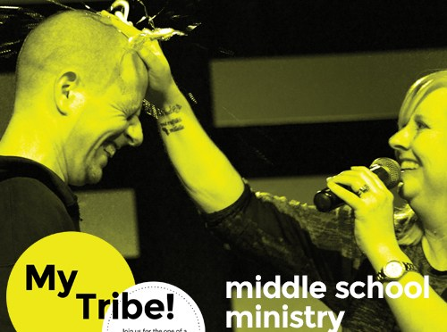 Join us at the 2014 Middle School Ministry Campference!