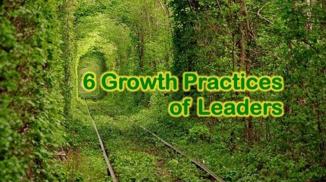 Six Practices Growing Leaders Embrace (longer version)