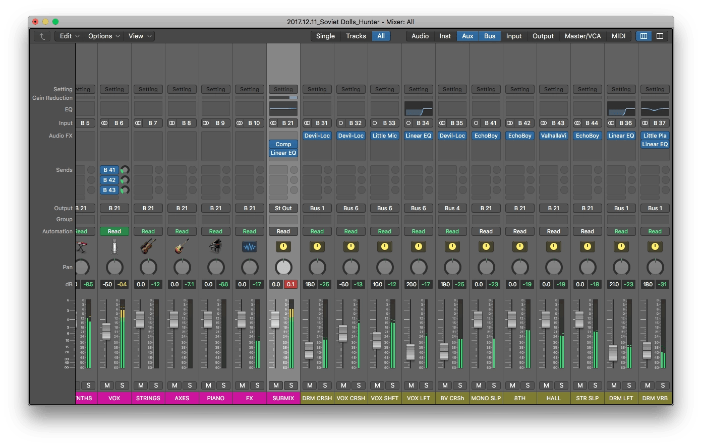 How To Use Bussing In Logic Pro X To Super Charge Your Projects