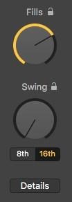 Logic Pro X Drummer Fills & Swing