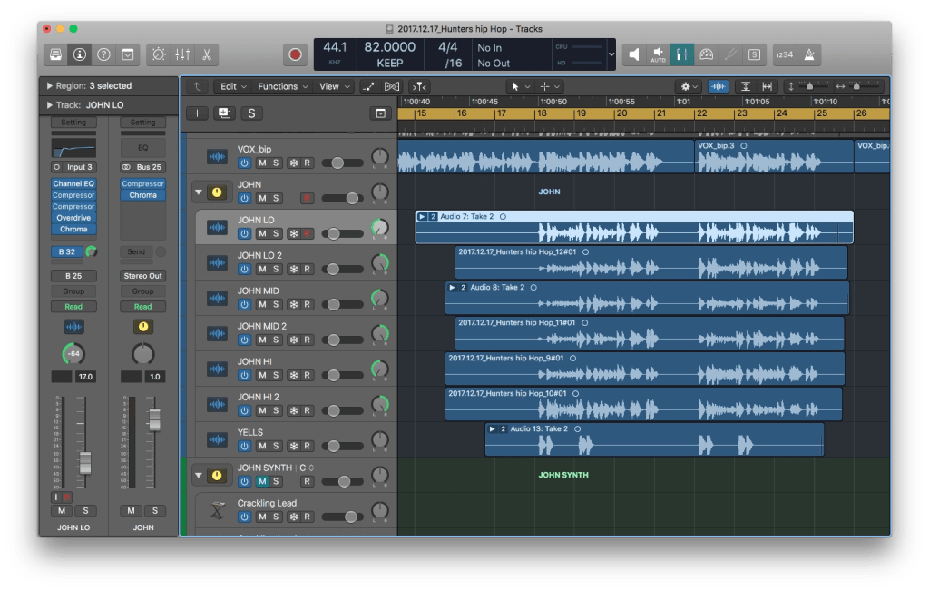 How to Record in Logic Pro X