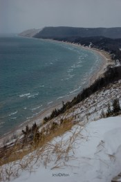Empire Bluffs Jan 2012