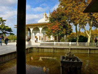 Topkapi Palace, Istanbul Turkey, Copyright Mandy Sinclair