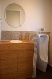 西の丘住宅トイレ2008
