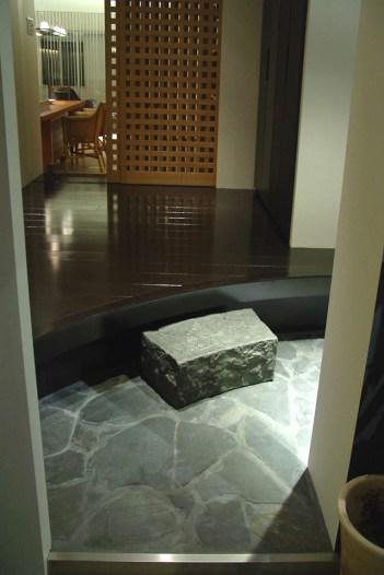 modelroom01冷泉玄関-1
