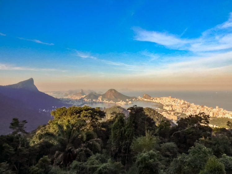 Visual from Chinese View - Rio de Janeiro