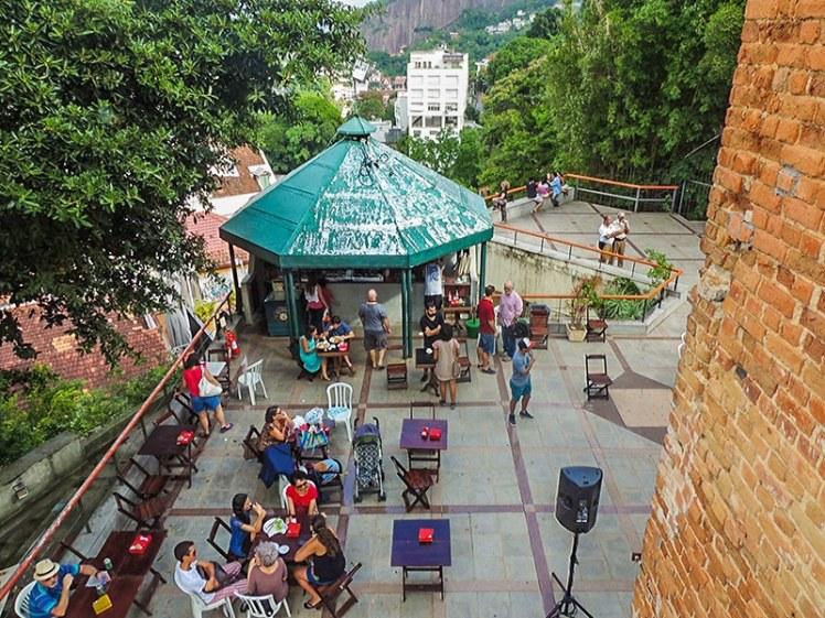 Cafeteria do Parque das Ruínas