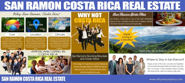 Costa Rica Retirement San Ramon Real Estate