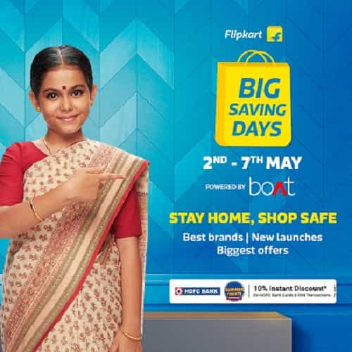 Flipkart Big Saving Days OFfers