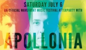 Apollonia, Max Jacobson @ Smartbar Chicago 7.6.13 Wavefront Official After-Party