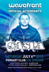 Caspa @ Primary Chicago 7.6.13 Wavefront Official After Party