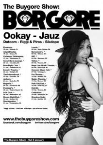 borgore - the buygore show tour