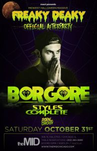 borgore freaky deaky after party