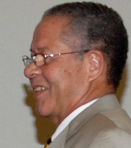 Jamaica's Prime Minister Bruce Golding