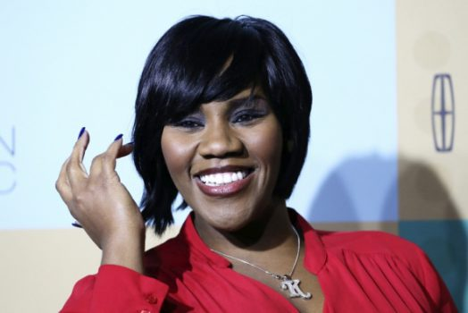 (PHOTO: REUTERS/JONATHAN ALCORN) TV personality Kelly Price attends Essence Magazine's 5th Annual Black Women in Music reception in West Hollywood, California, January 22, 2014.