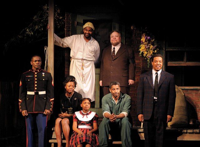 Jemal Countess/Getty Images The 2010 Broadway cast.