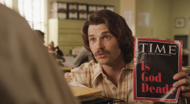 Mike Vogel as Lee Strobel in 'The Case for Christ' (Courtesy)