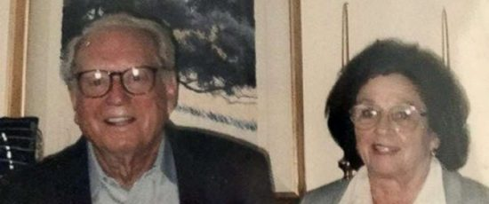 PHOTO: An undated photo of Charles and Sara Rippey