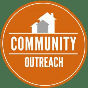 Community Outreach Logo