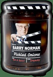BarryNormanPickledOnions