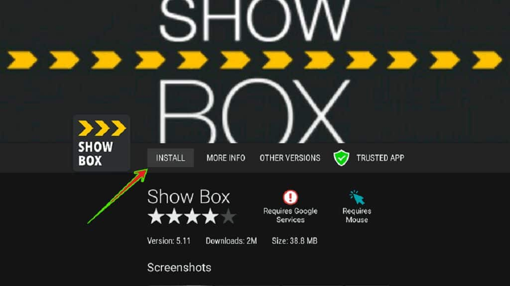 How to Install Showbox on FireStick TV – Free Movies & TV