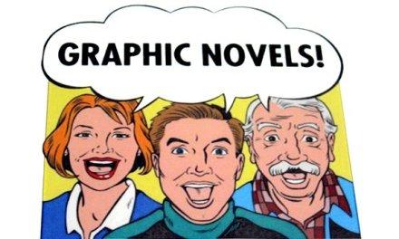 5 Best Graphic Novels Ever