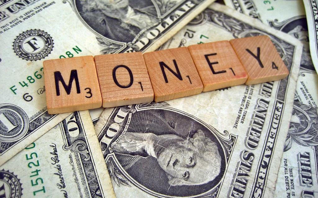 New Money Books for 2016
