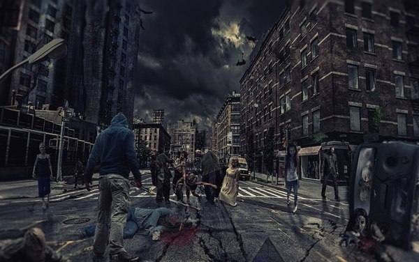 9 Best Zombie Books Of 2020 To Curve Your Hunger