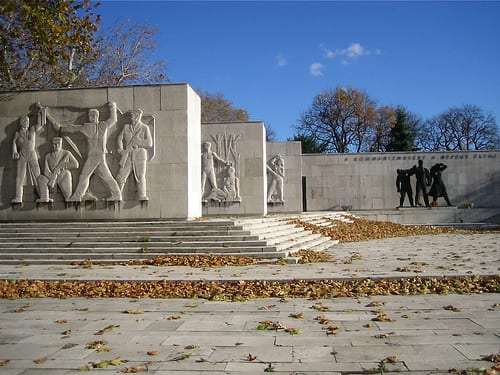 Soviet Labor Movement Monument in Budapest - Things to do in Budapest