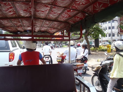 Tuk Tuks in Asia - Safety Tips for Travel