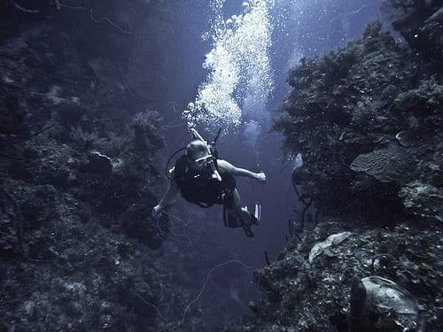 Scuba Diving Myths - You Aren't Fit Enough