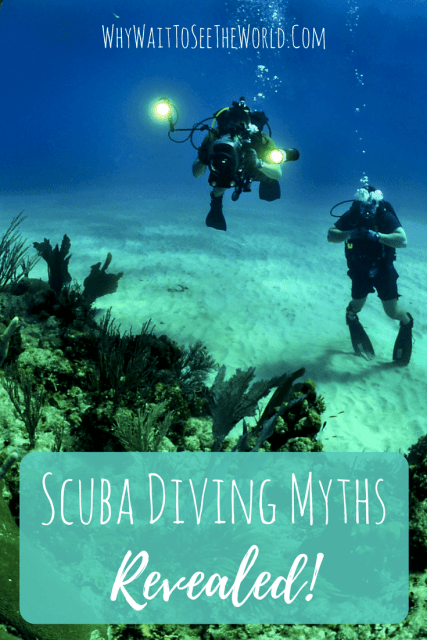 Scuba Diving Myths Revealed