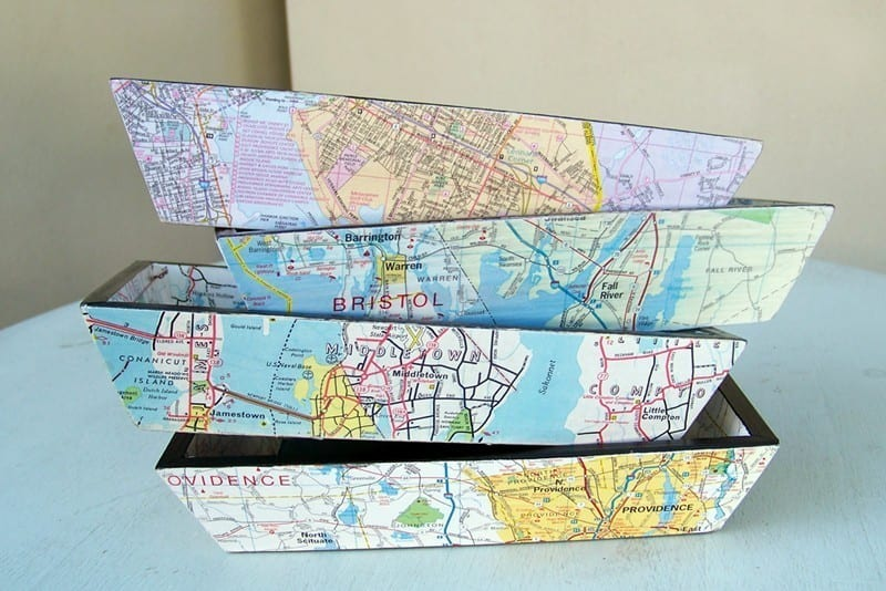 9 Things to do with Old Maps
