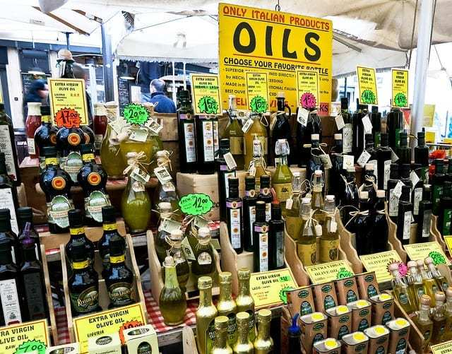 Italian Food Facts - Olive Oil Cures Everything
