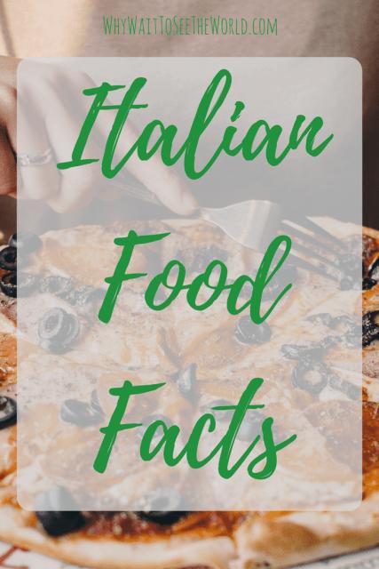 Italian Food Facts