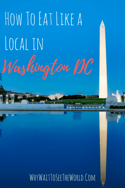 How To Eat Like a Local in DC