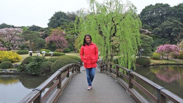 first trip to tokyo japan