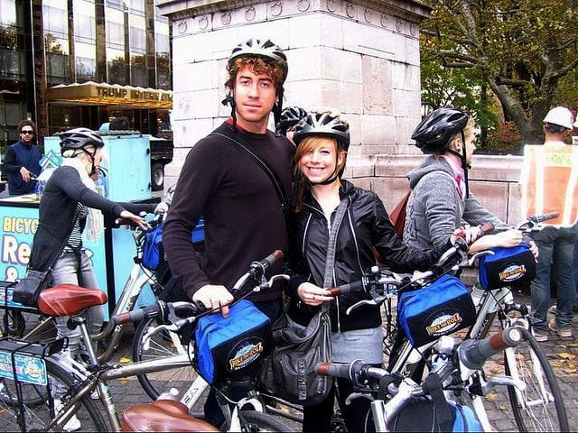 Taking Part in a City Bike Tour - How to Stay Healthy on the Road