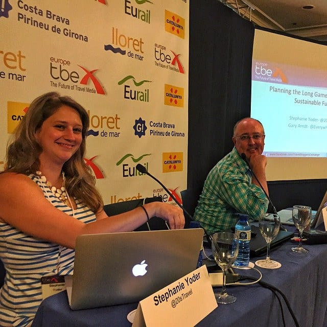 Conferences Are a Great Way to Network When Starting a Travel Blog