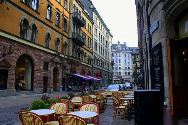 Stockholm is a unique choice for your first solo trip