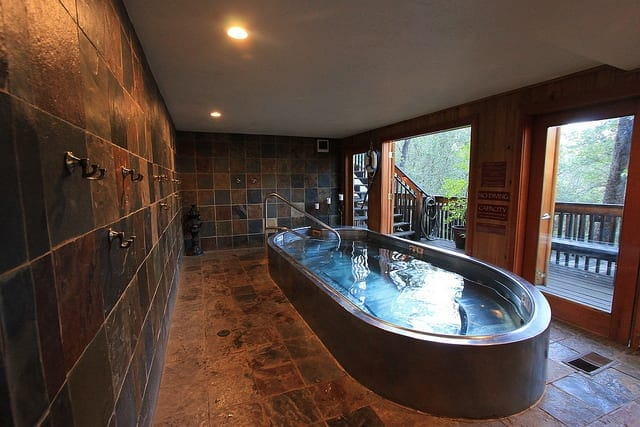 The Spa at The Yosemite Bug Rustic Mountain Resort - The Best Hostel in the US