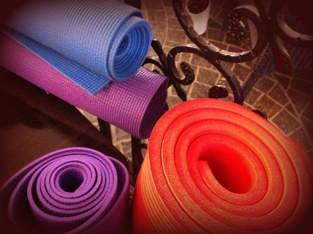 Don't Bring Your Yoga Mat on Your Long Term Trip