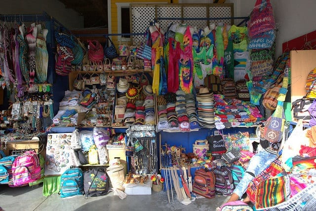Souvenirs for Sale in the Caribbean - How to Travel the Caribbean on a Budget